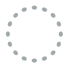Room setup icon showing chairs placed in a circle